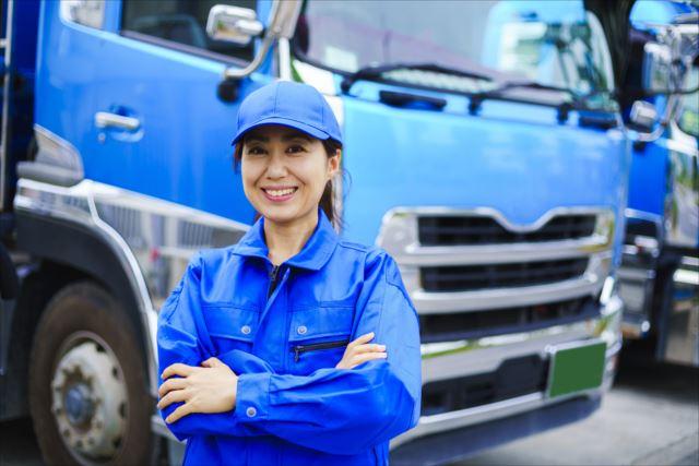 トラックドライバーってどんな仕事?仕事内容とトラックの種類
